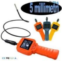 sonda videoispezione 5 millimetri